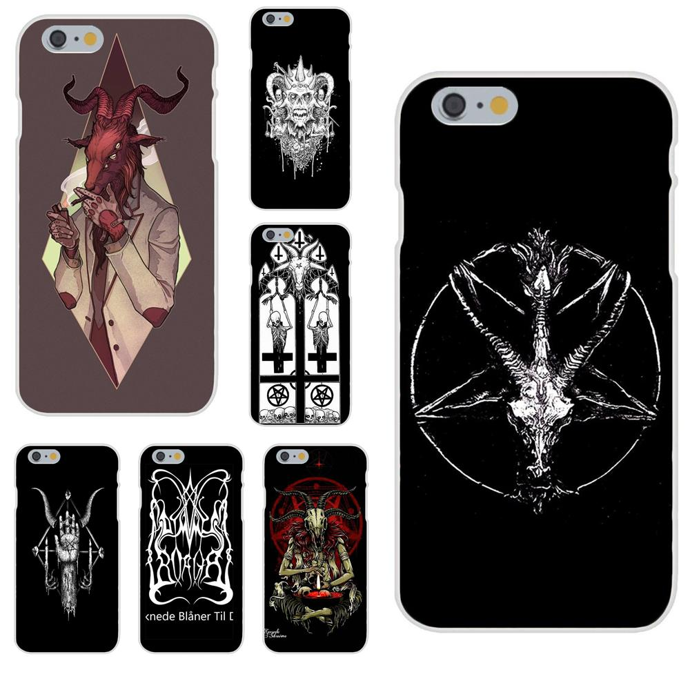 Satán pentagrama del ocultismo Evil más nuevo Super lindo teléfono casos para Huawei P7 P8 P9 P10 P20 P30 Lite Mini Plus Pro 2017 2018 2019