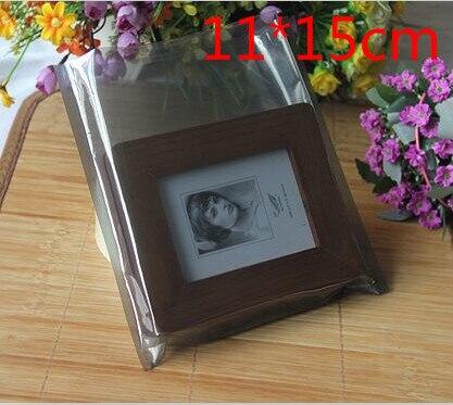 11cm * 15cm Open Top Anti-Statische Abschirmung Kunststoff Pack Storage Taschen ESD Anti Statische Verpackung Tasche antistatischen Verpackung Taschen