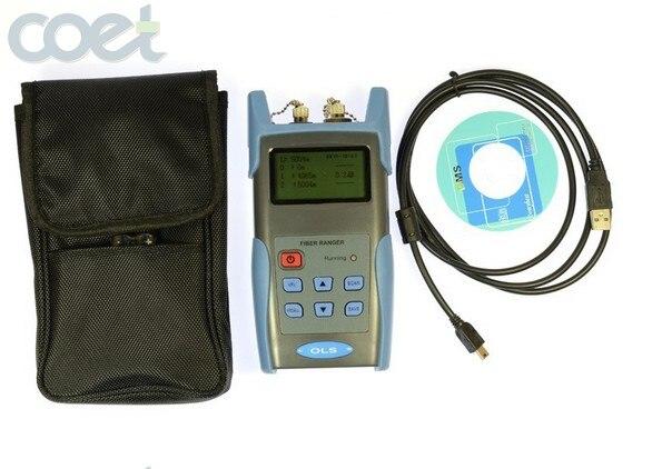 JW3304A fibra óptica Ranger OTDR principio probador medidor 1550 nm simple OTDR