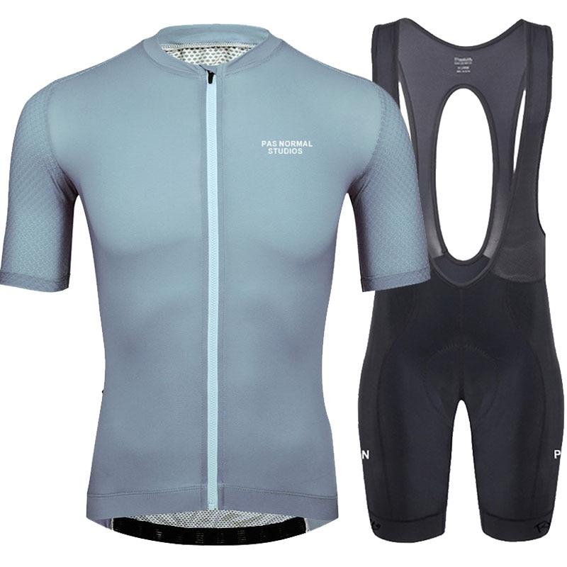 Conjunto de ropa de ciclismo para hombre de la marca Pro Team,...