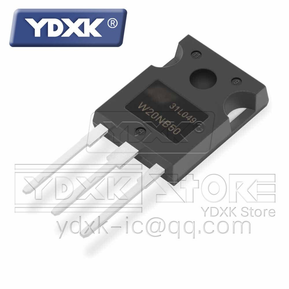Free shipping 5pcs/lot STW20NB50 STW20NK50Z W20NK50Z TO-247 new original