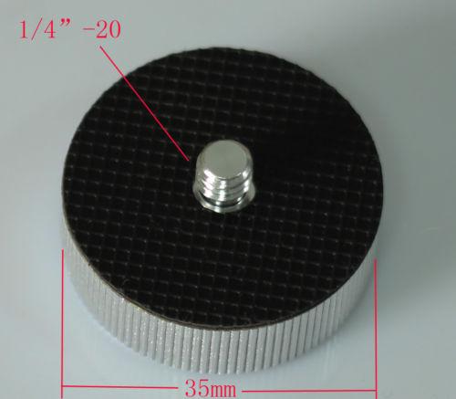New Metal Adapter conversion Screw 3/8 female to 1/4 male fr tripod head camera