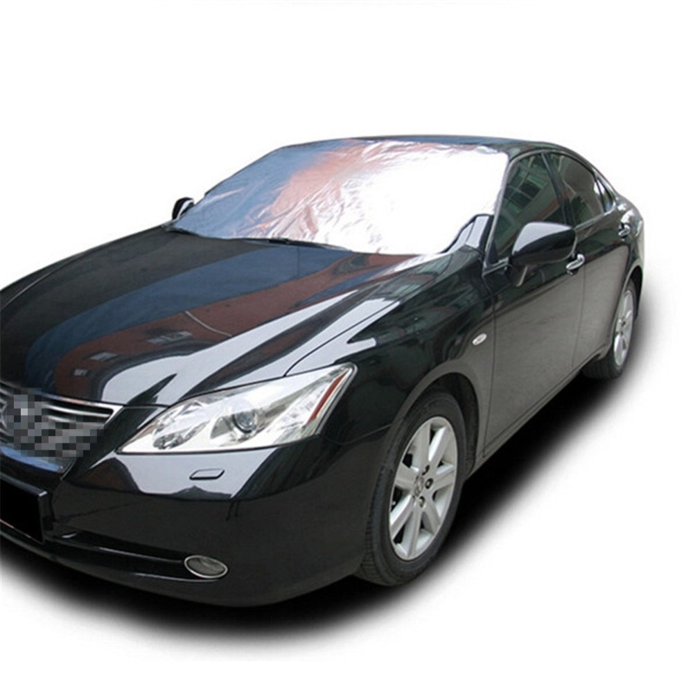 Универсальные автомобильные чехлы для лобового стекла солнцезащитный козырек