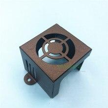 Creality Ender-4 Ender-3 DIY металлическая крышка вентилятора охлаждения печатающая головка защитный канал для CR-10/CR-7/CR-8 3D принтера