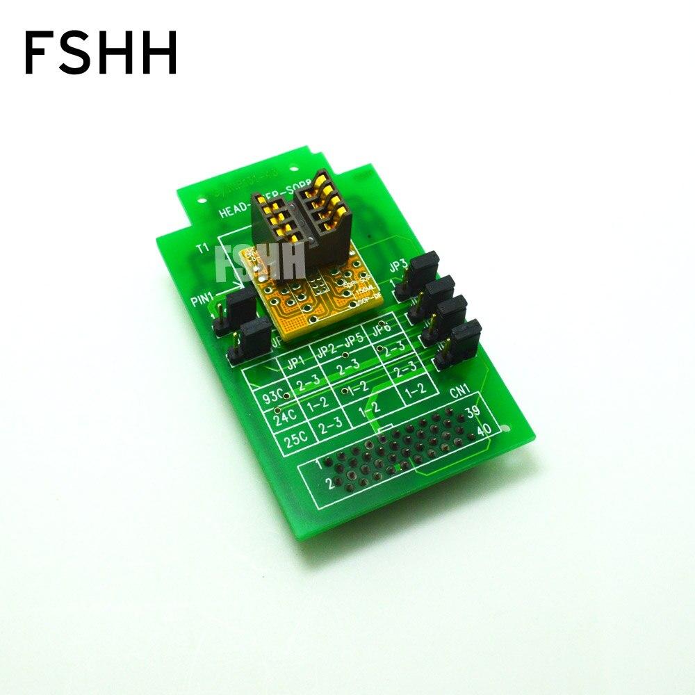 op77az op77az 883q dip8 HEAD-SEEP-DIP8 HEAD-DIP8 Adapter for HI-LO GANG-08 Programmer Adapter 300mil DIP8 IC SOCKET