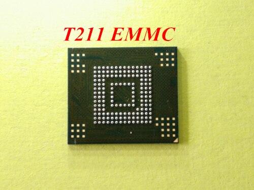 EMMC флэш-память NAND с прошивкой для Samsung Galaxy Tab 3 T211