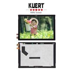 Бесплатная доставка для Microsoft Surface Pro 4 1724 V1.0 дигитайзер сенсорный экран ЖК-дисплей сборка Замена