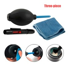 Lens cleaner camera pen en Luchtblazer 1 Set Digitale Camera Cleaning kit Dust Fotografie Professionele Cleaner Air Blower