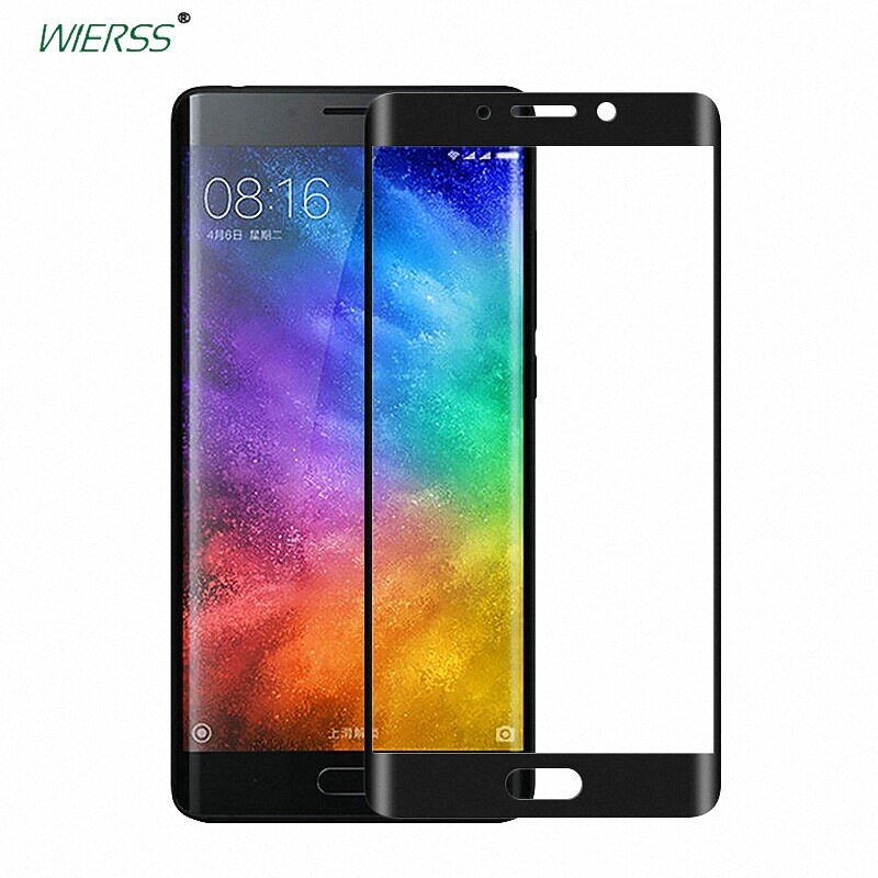 For Xiaomi Mi Note 2 3D 9H Full Coverage tempered Glass Screen Protector For Xiaomi Mi Note 2 Note2