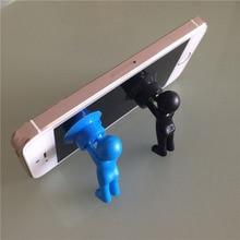 100 pièces Multifaction 3D homme Hercules support de téléphone méchant support pour IPhone Samsung et tous les téléphone intelligent plongeur Sucke