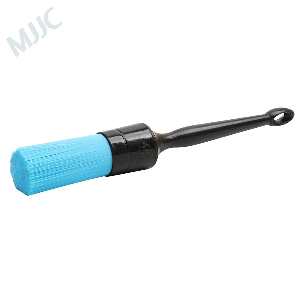Cepillos de plástico MJJC para el Interior, detalles de salpicadero, llantas, aire acondicionado para motor de coche, accesorio de limpieza