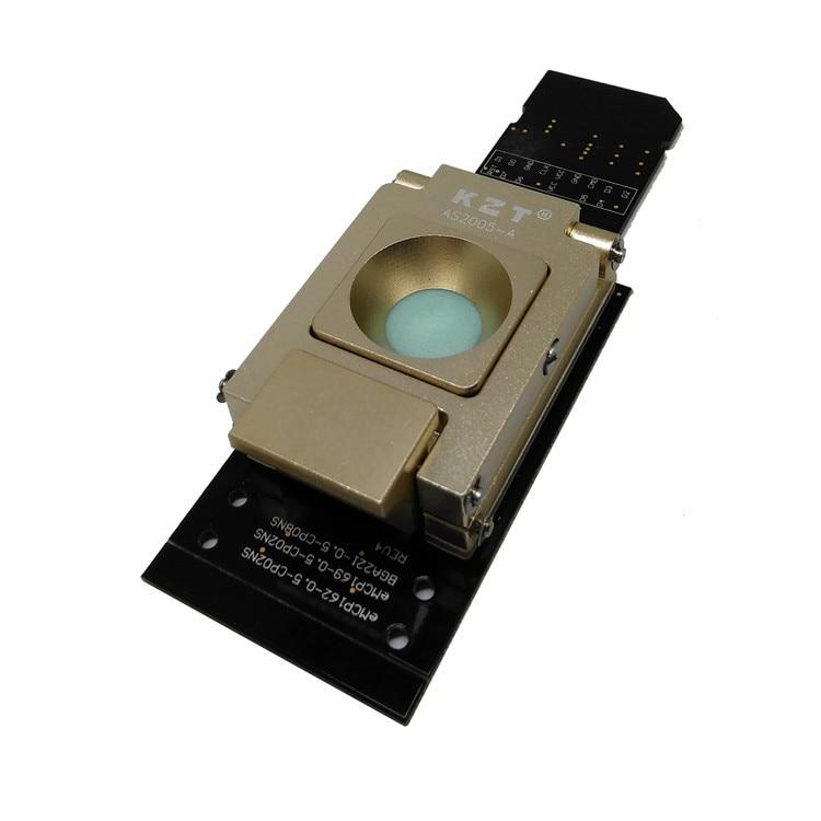 11.5x13mm 3 in 1 eMMC eMCP Pogo Pin Test Socket Reader with SD,for BGA153 BGA169 BGA162 BGA186 BGA221 Smart Phone Data Recovery