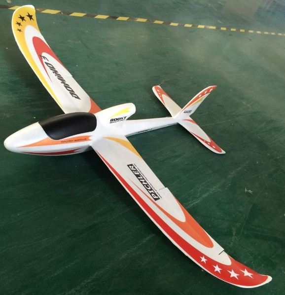 SKYSURFER X9-II 1400mm wingspan FPV RC avión planeador