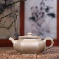 high end yixing masters all hand recommended dabin six party craft gift collection certificate teapot tea
