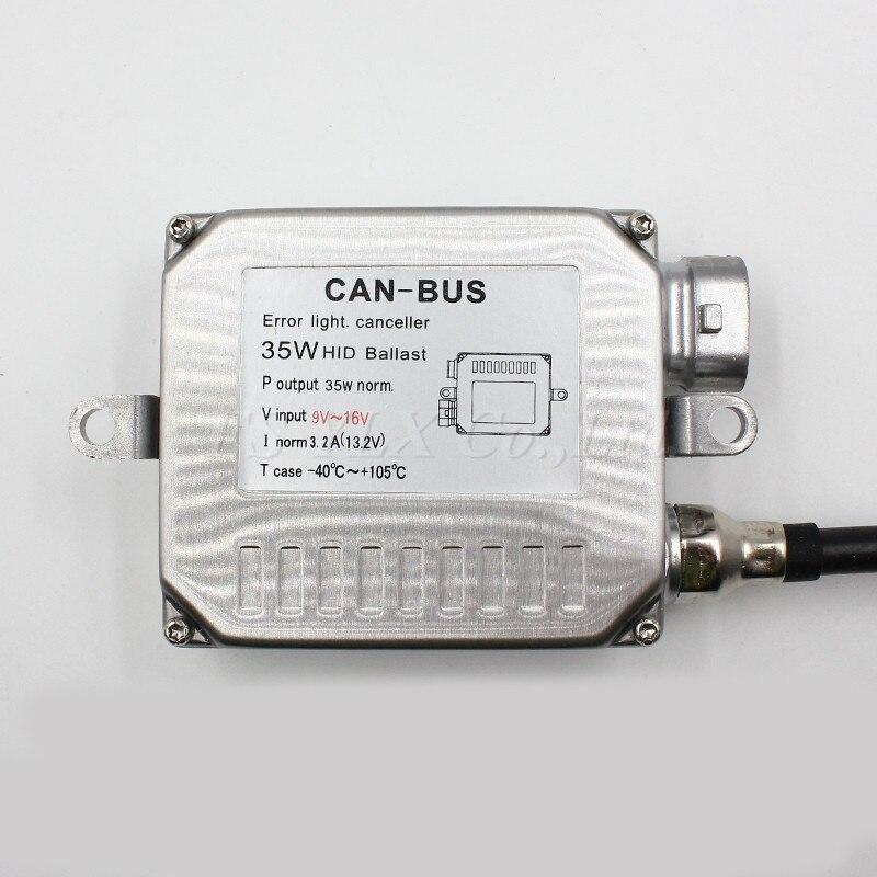 FSYLX 4 pcs 35 W Canbus HID Xenon lastro AC 9-16 V Original hy-lux Lastro Para kit de Conversão HID H1 H4 H7 H8 H11 HB3 9004 880