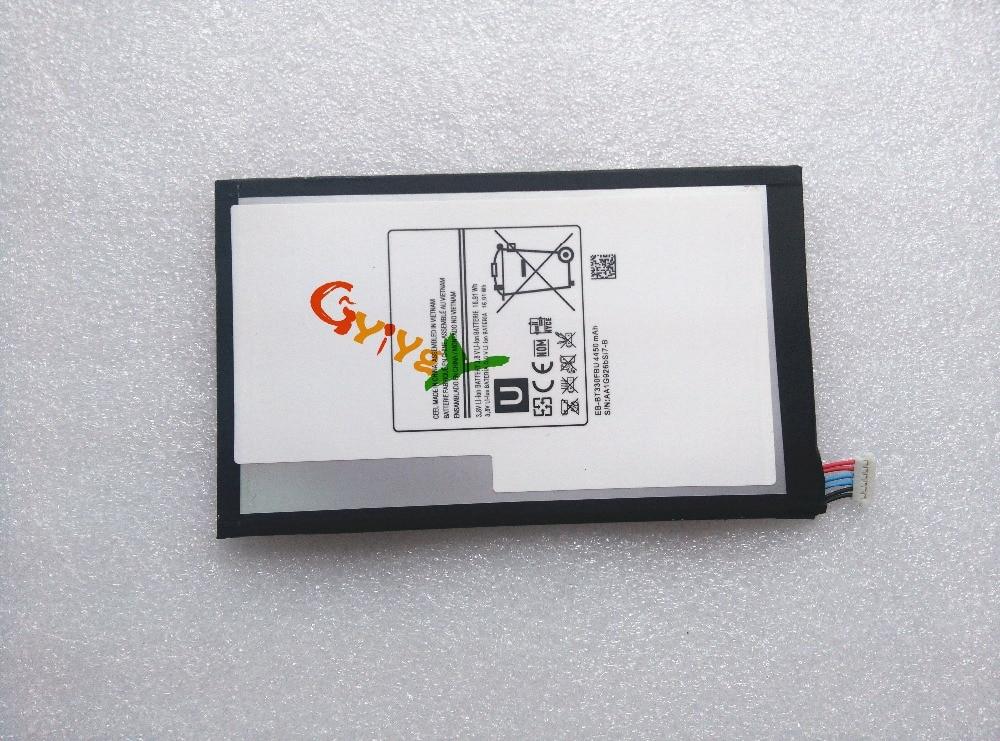 EB-BT330FBU Tablet batería de PC para Samsung Galaxy Tab 4 8,0 T330 T331 T335 SM-T330 SM-T331 SM-T330NU SM-T337A... SM-T337T... SM-T337V