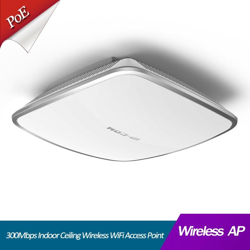 Punto de acceso inalámbrico para techo de interior, 300Mbps, AP, compatible con...