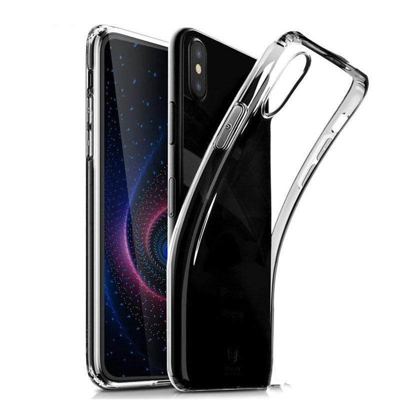 10 unids/lote funda de teléfono suave transparente TPU funda de teléfono para Huawei P20 Lite/p20/p20 pro funda de silicona