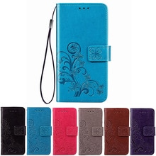 For Huawei enjoy 9 Case Flip Wallet Leather Case On For Huawei enjoy 9 Back Cover Card Slot Phone Ca
