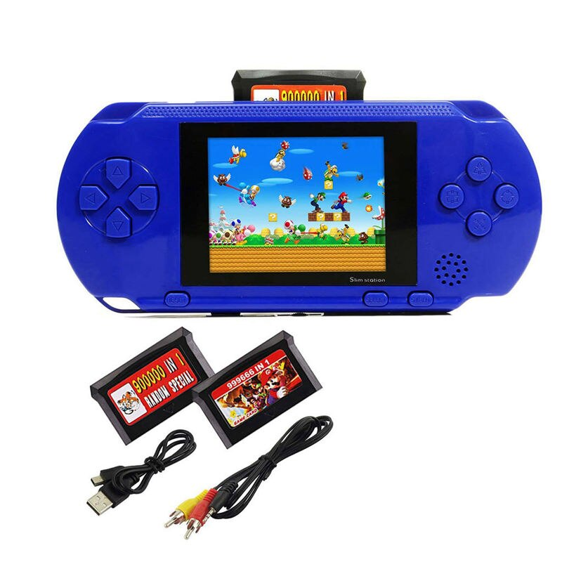 Console palmare portatile um 16 bit pxp 3 videogioco portatile 150 + jogo