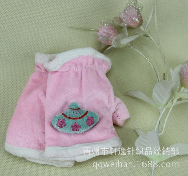 Gift, autumn winter outdoor keep warm women men kids touch knited gloves half / full finger children gloves 2pair=4pcs GW59