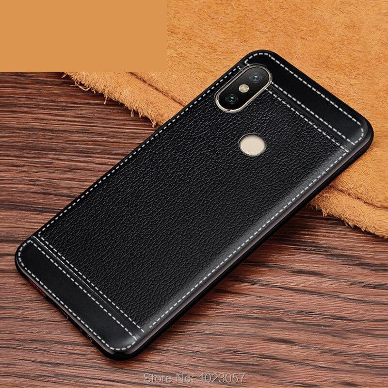 Para BQ-6040L Caso Mágica Para BQ-6040L Ultra Fina Matte Textura De Couro Caso de Telefone Tpu Macio Para BQ-6040L Magia