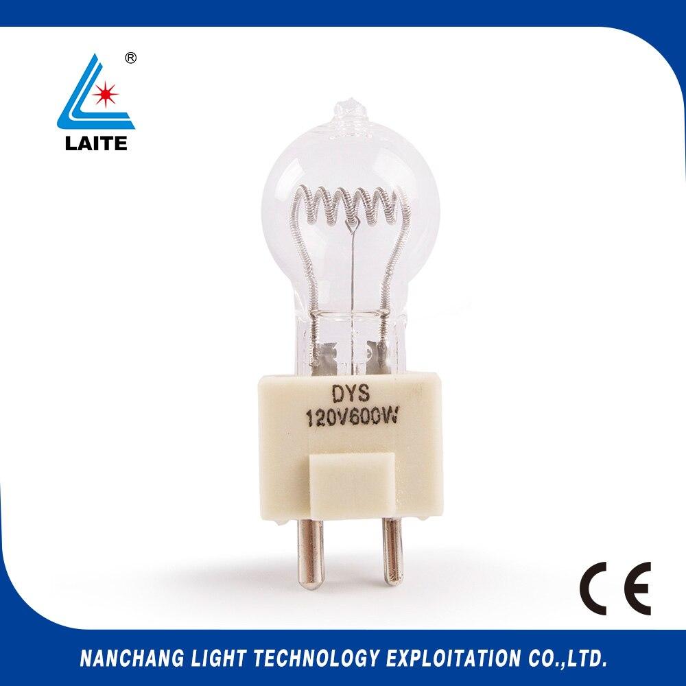 120 V 600 w GY9.5 lampe de rétroprojecteur 120v600w ampoule de projection shipping-10pcs gratuite