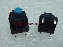 Importação SMK Japonês botão interruptor interruptor de toque JPM1130 10x10x13 MM 10*10*13