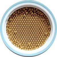2 5mm 10000 pcs solid brass h62 bearing ball free shipping