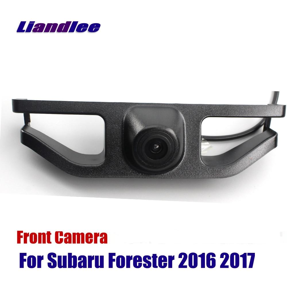 Câmera de visão frontal do carro para subaru forester sj 2016 2017/não se encaixam sg5 sh 2006 2009 2010 2014 2019 câmera frontal completa hd acessórios
