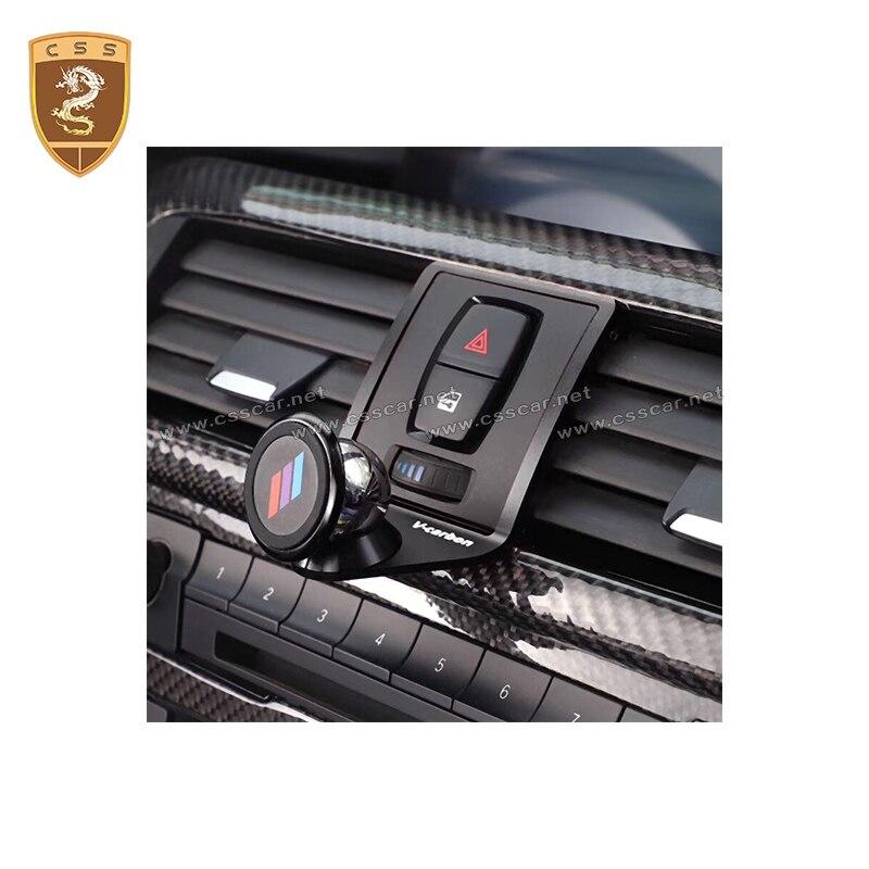 Adjustable Car Phone Mount Holder For BMW M3 M4 series F30 F31 F32 F33 F34 F35 F36 F80 F82 Car Inter