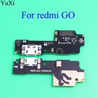 yuxi usb charge dock board charging socket jack port plug connector flex cable for xiaomi redmi go