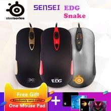SteelSeries Sensei original master EDG/serpent team version du jeu e-sports câble souris anti-jitte