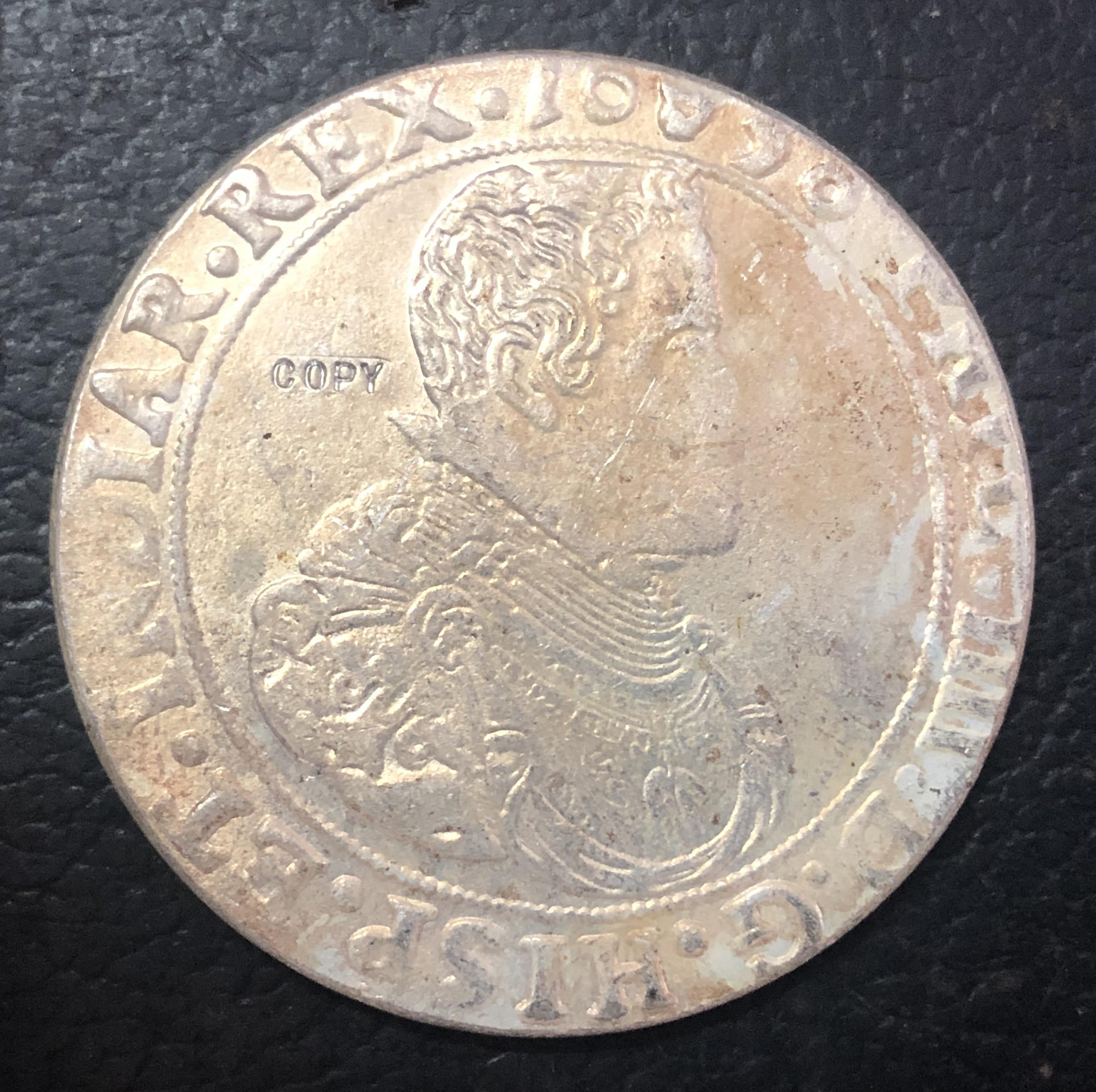 1656 Países Bajos españoles (Brabant) 1 ducaton-philip IV
