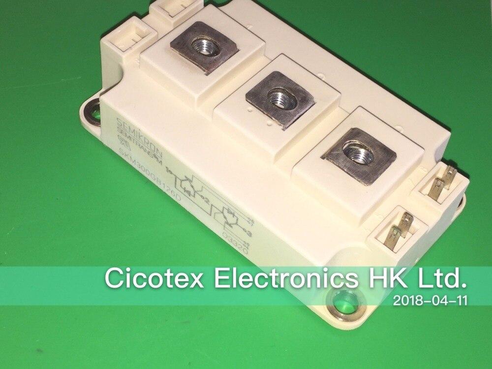 Электронные компоненты SKM300GB126D модуль IGBT траншеи