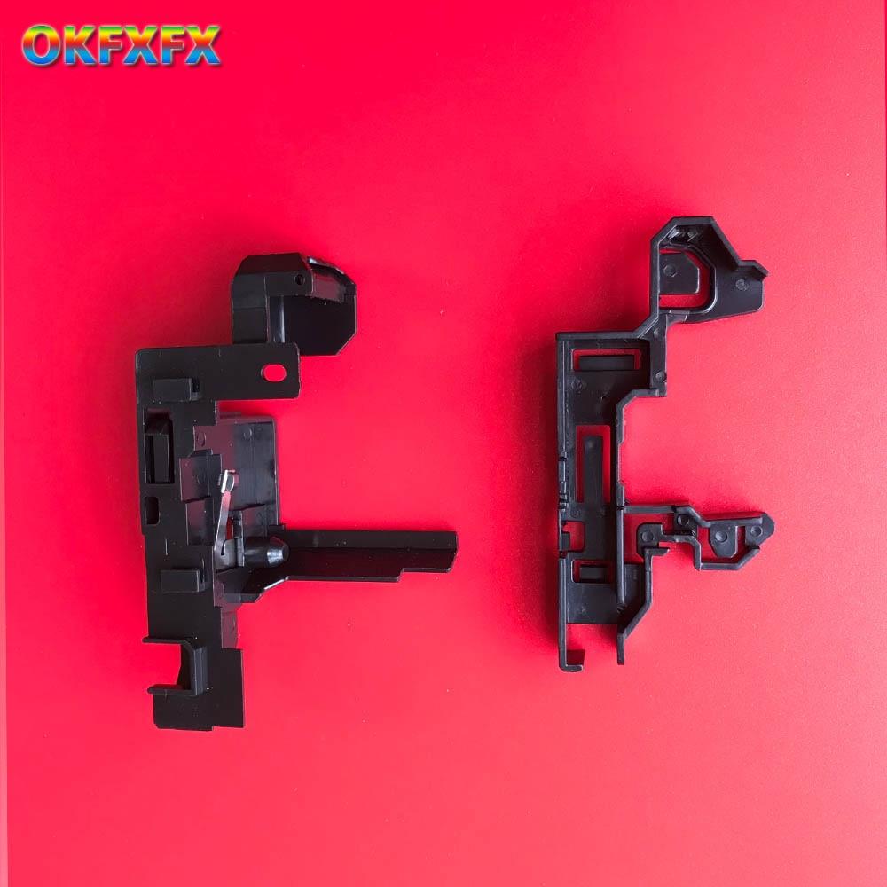 De alta calidad para hp LaserJet P4014 P4015 P4515 M4555 M600 M601 M602 M603 Fuser cubierta Asm izquierda DVR-P4015-L DVR-P4015-R