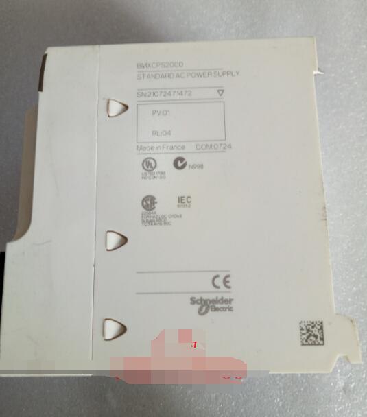 BMXCPS2000 PLC, um usado, 90% aparência nova, 3 meses de garantia em estoque