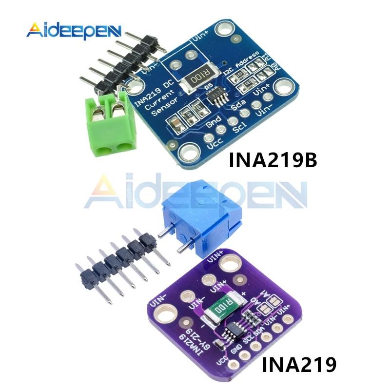INA219 INA219B GY-219 GY219 I2C Iic Interface Hoge Kant Dc Huidige Sensor Breakout Power Board Module Voor Arduino Diy