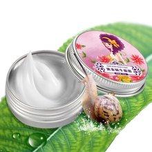 Snail Cream Face Skin Care Treatment Reduce Scars Acne Pimples Moisturizing Whitening Anti Winkles Aging Cream