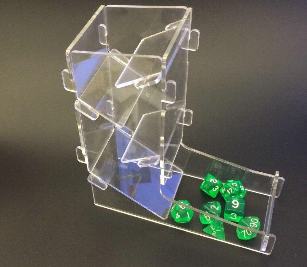 Башня для игральных костей/Аксессуары для игр/Бросок в кости/креативные игральные кости в башне/драконе и игральная кость «подземелье»