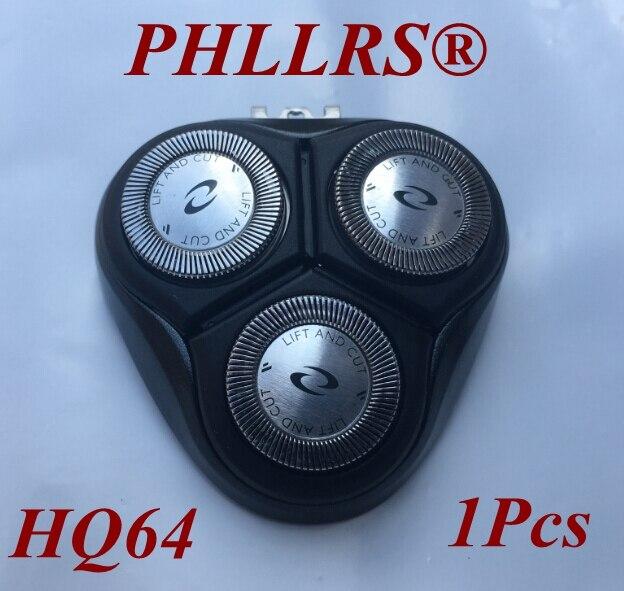 1 Uds HQ64 reemplazar la hoja de afeitar para philips shaver HQ6070 HQ6075 HQ6090 PT710 PT715 PT720 PT721 PT722 PT724 PT725 PT726
