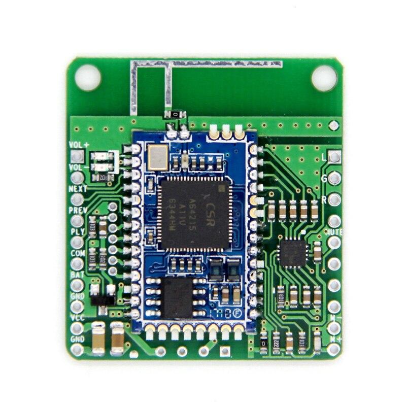 DC 12 V/5 V CSRA64215 APTXLL без потерь музыка Hifi Bluetooth 4,2 приемник аудио автомобильный Bluetooth приемник