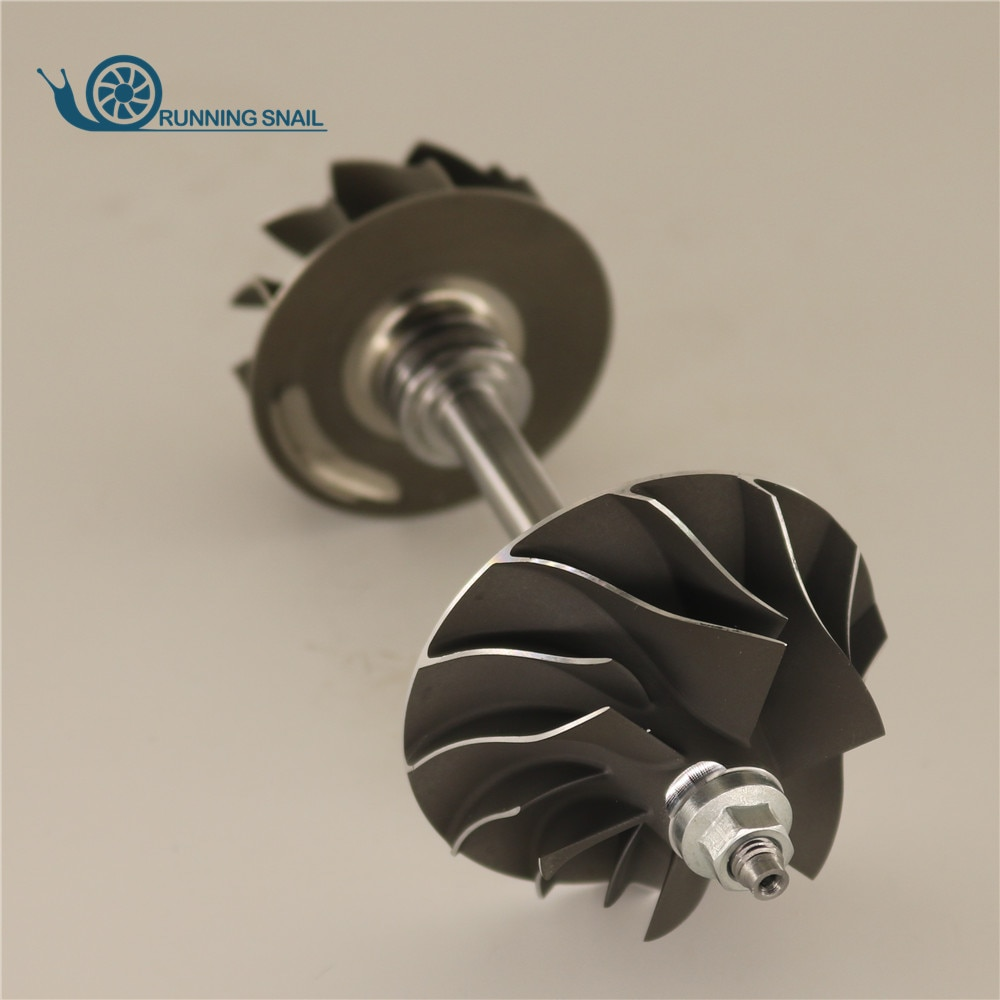 Turbocompressor completo turbo da turbina do turbocompressor do rotor tf035 4913507302 28231-27800 para santa fe 2.2 crdi d4eb 27810