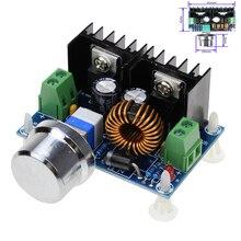 PWM регулируемый 4-40 В до 1,25-36 в понижающий модуль макс. 8А 200 Вт DC-DC понижающий преобразователь источник питания XL4016
