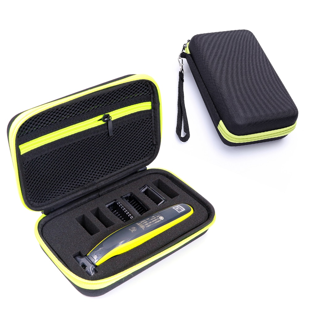 New Hard Case for Philips OneBlade MG3750 7100 Shaver Accessories EVA Travel Bag Storage Pack Box Co