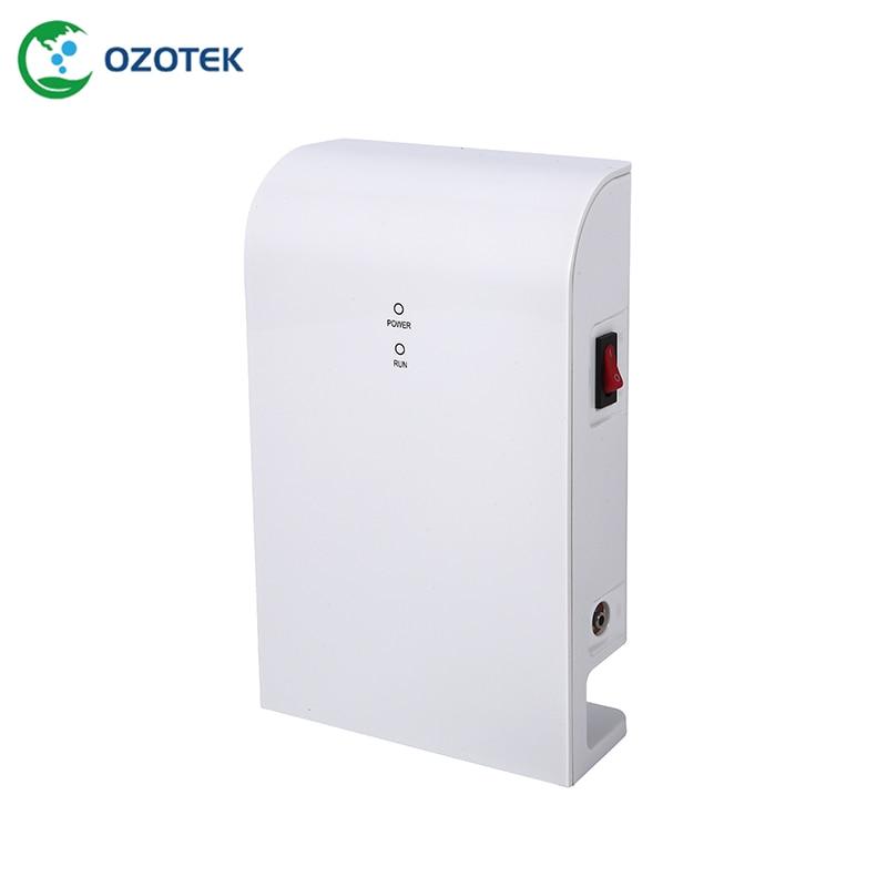 OZOTEK high quality water ozone generator TWO001 work with shower & washing machine free shipping