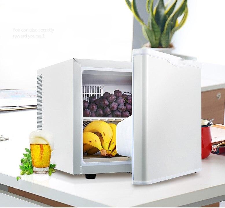 BC-17A refrigerador pequeño de una sola Puerta, hogar, habitación de Hotel, guardería, paquete de descuento para retención de muestras de refrigerador