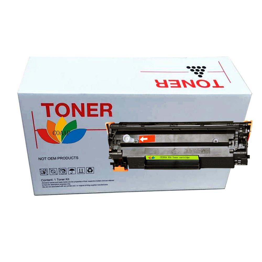 Cartucho de tóner negro CE285A CB435A 285A 435A Compatible HP LaserJet P1005 P1006 P1100 P1102 P1102W P1104 P1104W P1106 P1106W