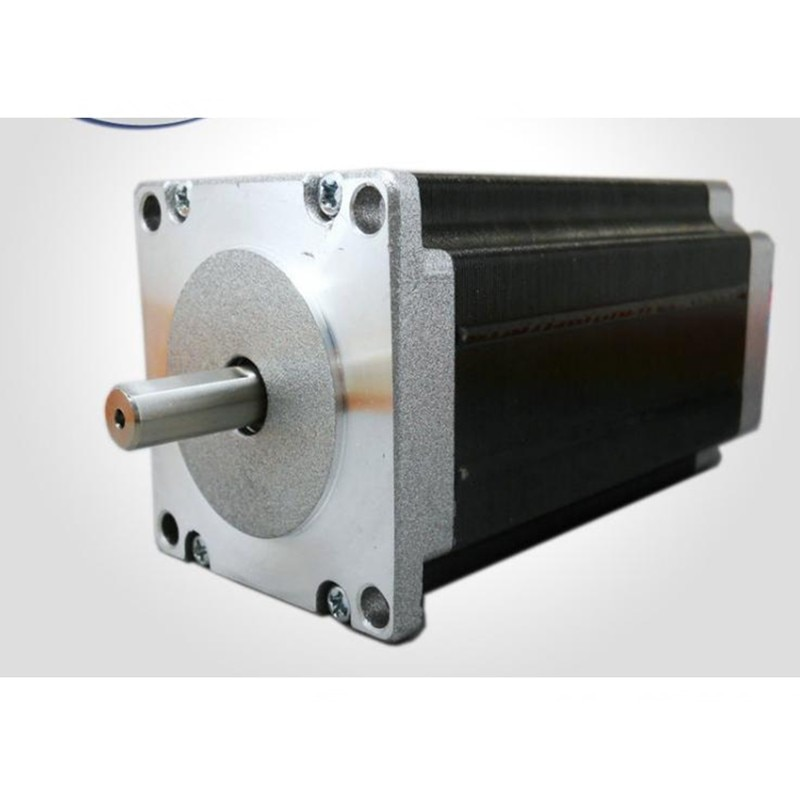 1 unidad de Motor paso a paso Nema 23 57HS100-4204 4.2A 3N. m motor Nema 23 112mm 428 onzas para impresora 3D para fresadora de grabado CNC
