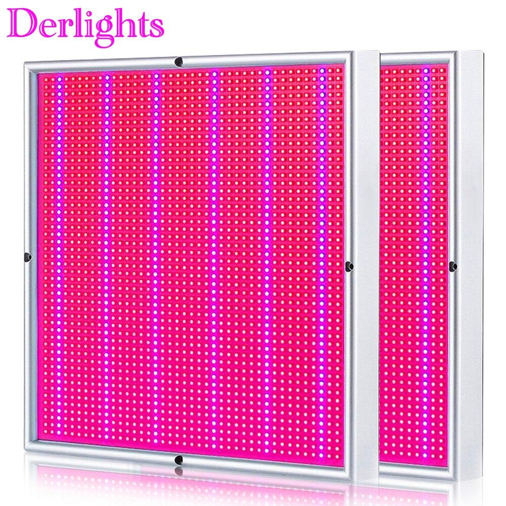 2 шт. Высокая мощность LED Grow Light 200 Вт полный спектр растений лампа для комнатных растений овощи цветы Садоводство гидропонная система